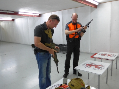Waffenkontrolle