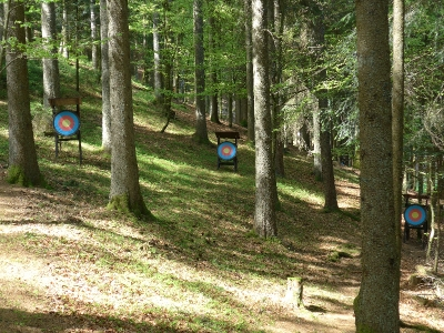 Waldparcours