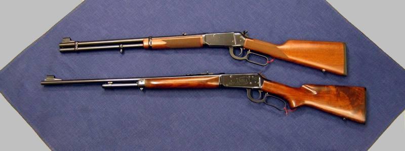 Sammlerwaffen, z.B. Winchester Mod. 94