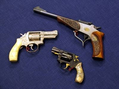 Sammlerwaffen, Raritäten der Sonderklasse in Ausführung und Verarbeitung
